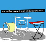 Sebastian Arnold – mad scientist drummer