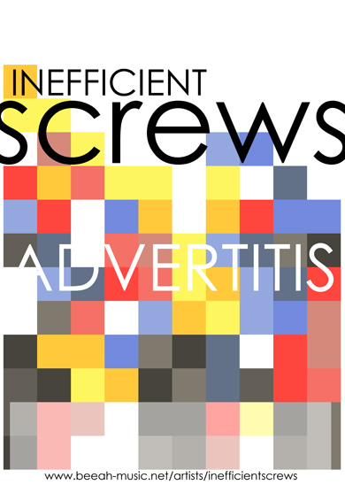 Poster – Inefficient Screws